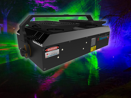 Laser Show systems Sales and Rental